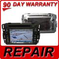 REPAIR 07-12 GMC Yukon Chevy Avalanche Navigation DVD FIX
