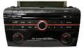 Mazda 3 Radio SAT XM CD Player Multi Function Audio System 06 07 08 09 2006 2007 2008 2009 BAR9 66 ARX 14793688