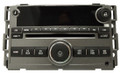 Chevrolet Malibu radio 6 disc changer cd player face replacement