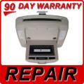 REPAIR 06 07 08 09 Buick Rainier Chevy Trailblazer GMC Envoy SAAB 9-7x DVD Player