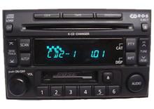 Cr200 95 99 Nissan Pathfinder Le Se 6 Cd Changer Cd Player