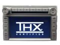 Lincoln Navigation Radio 6 Disc Changer MP3 CD Player Stereo