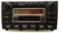 Lexus IS300 Radio 6 Disc Changer cd tape cassette player 16826