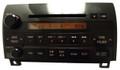 AD1806 Toyota Tundra Sequoia radio 6 disc changer cd player