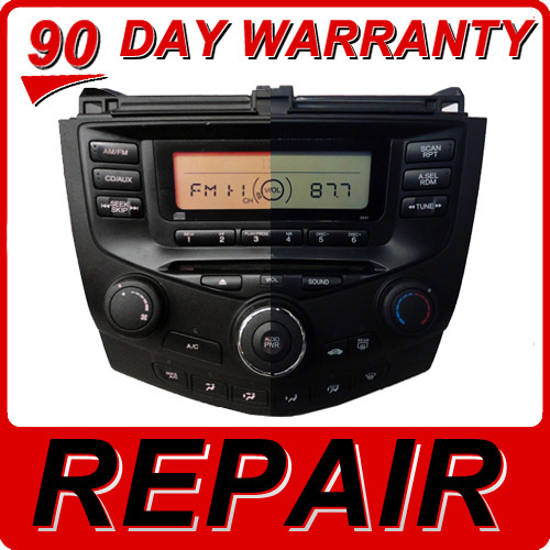 how to fix a cd player
