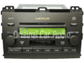 03 04 05 Lexus GX470 GX-470 Radio 6 CD Tape Player