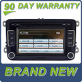 2010 2011 2012 NEW VW Volkswagen Jetta Passat Golf GTI Rabbit EOS Radio Stereo 6 Disc Changer CD Player Touch Screen SD Mp3 Sirius Satellite RCD-510 RCD510 2010 2011 2012 OEM