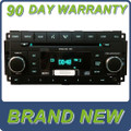 NEW Chrysler Jeep Dodge Radio AUX MP3 CD Player 2008 2009 2010 2011 2012 2013