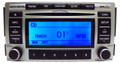 HYUNDAI Santa Fe Radio Stereo MP3 6 CD Player XM Satelite Radio Bluetooth 2010 2011 2012