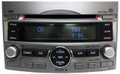 10 11 12 13 14 Subaru Legacy SRS HD Radio Sat MP3 CD Player PE645U1