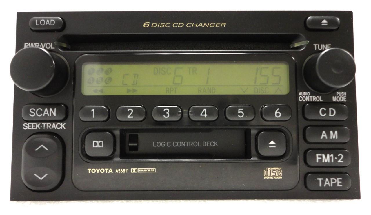 How To Enter Honda Radio Code >> ToA56811U
