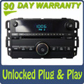 GMC Chevy Chevrolet Radio Stereo CD Player AUX OEM