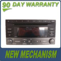 Re-Manufactured 08 09 10 11 12 13 14 Subaru Impreza 6 Disc CD Changer Sat XM Radio 86201FG640 NEW MECH