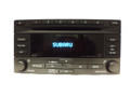 09 10 11 12 13 Subaru Forester 6 Disc CD Changer Sat XM Radio 86201SC640