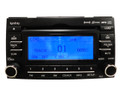 Hyundai Azera Infinity 6 disc CD changer MP3 XM radio black