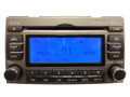 Hyundai Azera Infinity 6 Disc Changer MP3 CD Player XM Radio