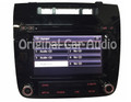 2011 2012 2013 2014 Volkswagen Touareg OEM Touch Screen Sirius Radio Stereo 6 Disc Changer RCD-550,