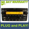 Toyota Rav4 4Runner AM/FM Premium Sound Radio Tape CD Player 16831