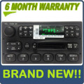 Brand New 1998 - 2003 Ford Ranger F150 E150 OEM Radio Tape Player