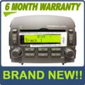Brand New 06 07 08 HYUNDAI Sonata OEM XM Satellite Radio Stereo 6 Disc Changer CD MP3 Player GREY