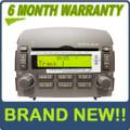 Brand New 06 07 08 HYUNDAI Sonata Radio INFINITY Stereo 6 Disc Changer MP3 CD Player GREY
