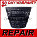 10 11 12 13 REPAIR YOUR ACURA MDX Navigation Radio Stereo Receiver Hard Drive CD Player 2010 2011 2012 2013