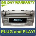10 11 TOYOTA Camry MP3 AUX Bluetooth Radio CD Player To51887U  , 51887 2010 2011