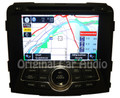Hyundai Infinity XM radio navigation bluetooth CD player OEM