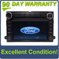 Ford Navigation Radio 6 Disc Changer AUX MP3 CD Player OEM
