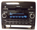 2012 TOYOTA Tacoma Radio Aux MP3 Single CD Player A518B3