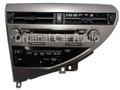 10 11 LEXUS RX350 AUDIO  RECEIVER P1824 Radio 6 CD Player 86120-0E280