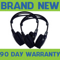 2003 -2012 CADILLAC GM Chevy REAR ENTERTAINMENT HEADSETS HEADPHONES TV DVD 15185392