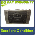 11 12 13 Mazda 6 OEM Factory Stereo AM FM SAT Radio 6 Disc Changer MP3 CD Player