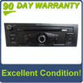 2009 AUDI A4 S4 OEM Symphony Stereo AM FM SAT Radio 6 Disc Changer CD Player