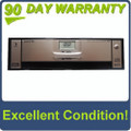 03 07 Toyota OEM Sequoia Tundra OEM Factory Rear Entertainment DVD Player 57005