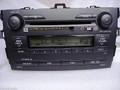09 - 11 TOYOTA Corolla JBL Radio Stereo 6 Disc Changer MP3 CD Player A51848 OEM