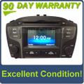 2014 2015 Hyundai Tucson OEM NON-Navigation Touchscreen Bluetooth MP3 XM CD Player Receiver