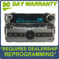 Chevrolet Chevy radio single CD player MP3 AM FM OEM Stereo