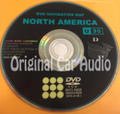 Toyota Lexus Navigation Map DVD 86271-53020 DATA Ver. 05.1 U30
