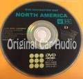 Toyota Lexus Navigation Map DVD 86271-53020 DATA Ver. 05.1 U30