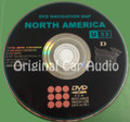 Toyota Lexus Navigation Map DVD 86271-53023 DATA Ver. 08.1 U33