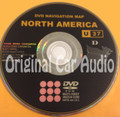 Toyota Lexus Navigation Map DVD 86271-53027 DATA Ver. 12.1 U37