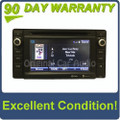2014 2015 2016 2017 Toyota Tacoma OEM Entune Radio CD Player w/out Bezel Trim