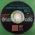 Toyota Lexus Navigation Map DVD 86271-33047 DATA Ver. 07.1 U22