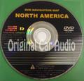 Toyota Lexus Navigation Map DVD 86271-33030 DATA 2001 Ver. 1 D