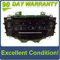 Mazda 6 radio 6 disc CD changer w/out climate control panel