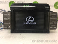 Lexus LS430 navigation GPS system display screen monitor