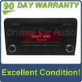 Audi Concert 2 radio receiver CD player sat AM FM stereo OEM