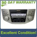 Lexus radio 6 disc CD changer tape cassette deck player OEM