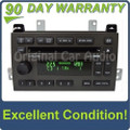 Lincoln Radio 6 Disc CD Changer Stereo Receiver OEM